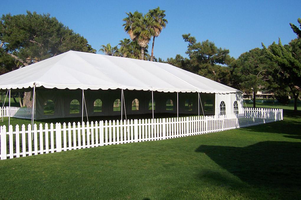 40 x 80 standard series frame tent
