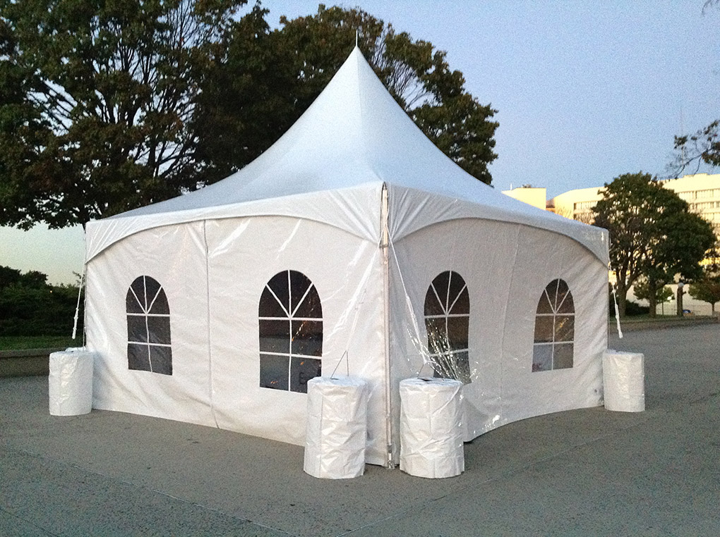 Summit Series Frame Tents | Avalon Tent Manufacturing